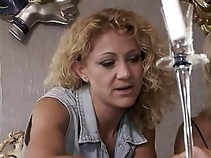 German Milfs Squirting Movie-Part2