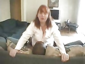 Sexy Redhead Wife Loves That Big Black Cock #10.elN
